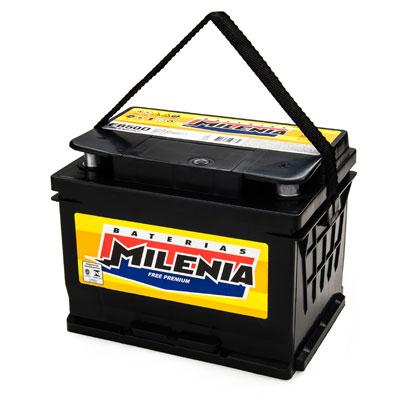 Baterias Milenia