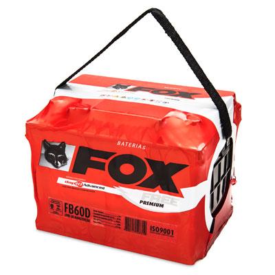 Baterias Fox