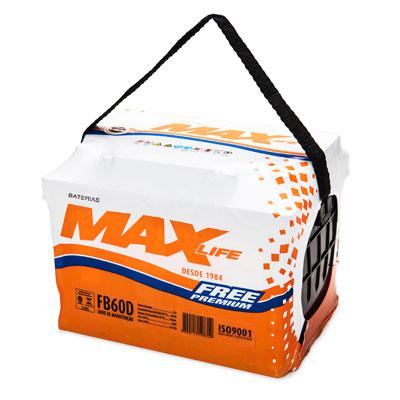Baterias Max Life